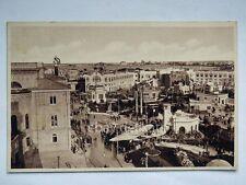 BARI Viale Jonio Fiera del Levante IDROVOLANTE vecchia cartolina