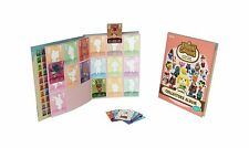Animal Crossing amiibo Cards Collectors Album Series 4 Nintendo 3DS Wii U NEW