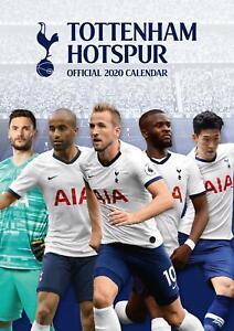 Tottenham-Hotspur-Spurs-2020-Official-A3-Wall-Calendar