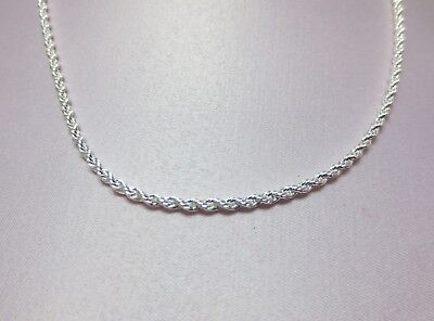 Fashion Jewelry Jewelry & Watches 9 1/2 Or 10 1/2 Inch Sterling Silver Plated 2.5 Mm Rope Chain Anklet