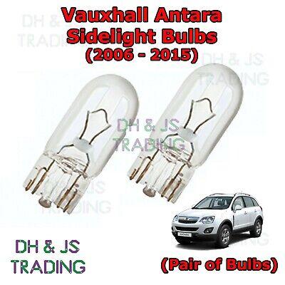 H7 55w White Xenon Headlight Bulbs Fits Vauxhall Vectra MK2 1.8 16V