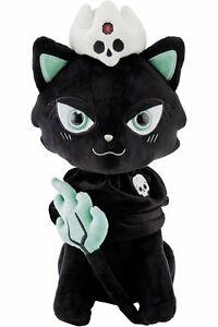 Killstar Hades Cat Kreeptures Gothic Punk Plush Stuffed Animal Toy KSRA003122