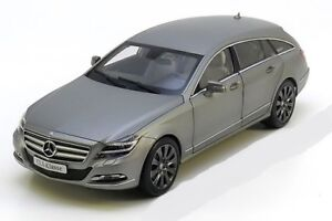 Frein de tir Mercedes Cls 2012 phase 1 X218 Alanit Grey Norev B66960117 1/18