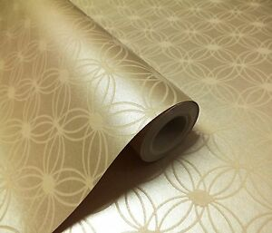 """Orion Cream"" Wallpaper by Arthouse 620902"