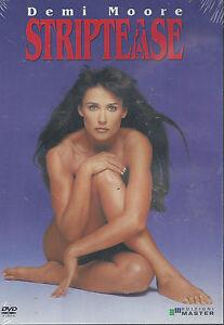 Dvd **STRIPTEASE** con Demi Moore nuovo 1996