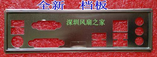 OEM  io i//o shield backplate for Gigabyte GA-78LMT-USB3