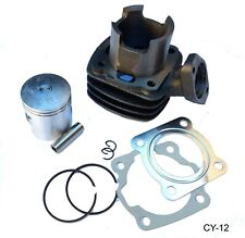 Cylinder Piston Ring Gasket Assembly Kit for 1984-1987 Spree NQ50 Scooter P CK39