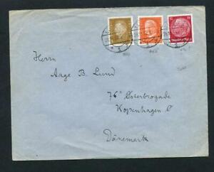 DR-470-15-Pf-Hindenburg-und-410-466-auf-Brief-von-LUBECK-nach-KOPENHAGEN-m633