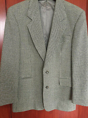 Herrlich Huggo Boss Austin Reed Men's Jacket Grey Long Sleeve With Pockets And Buttons Rheuma Lindern
