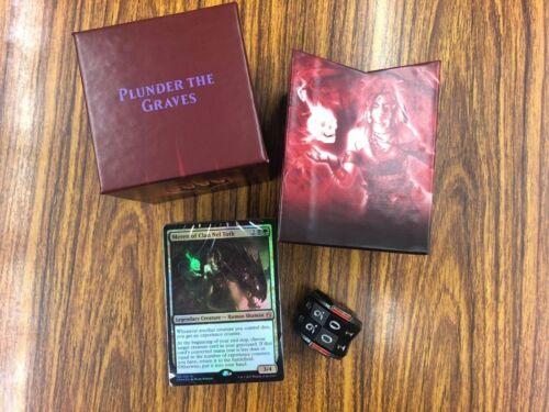 Dice Included Commander 2017 Anthology Plunder the Graves Sealed Deck