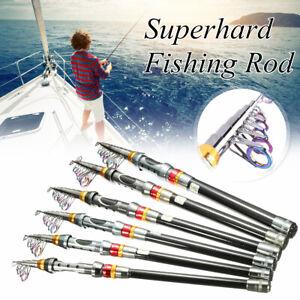 1-8-3-6M-Telescopic-Fishing-Rod-Spinning-Fish-Hand-Tackle-Sea-Carbon-Fiber-Pole