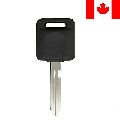 KeylessCanada /© 1 New Replacement Keyless Transponder Ignition Key For Nissan ID 46 Chip N104T