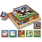 Farm Cube Puzzle - 6 Puzzles in 1 by Melissa & Doug