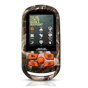 Magellan-eXplorist-350H-2-2-034-Touch-Hunt-Rugged-Waterproof-Handheld-GPS-Camo