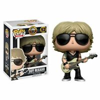 Funko Pop Rocks 2016 Guns N' Roses Duff Mckagan 52 Vinyl 3 3/4 Figure In Stock