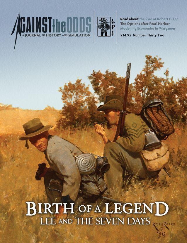 Naissance d'une légende  Lee et les sept jours de campagne