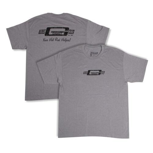 Gasket Logo T-shirt Mr Large Gasket 10070-LGMRG Mr