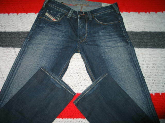 Diesel Men Jeans YARIK Straight Leg From  32 x L34