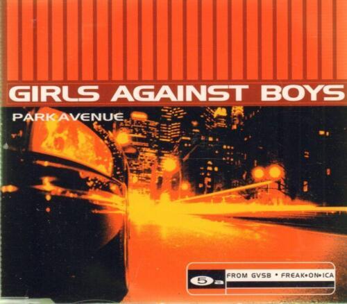 1 of 1 - Girls Against Boys(CD Single)Park Avenue-