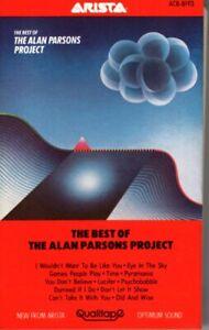 Alan-Parsons-Project-The-Best-Of-1983-Hard-Classic-Rock-Roll-Cassette-Tape-Pop