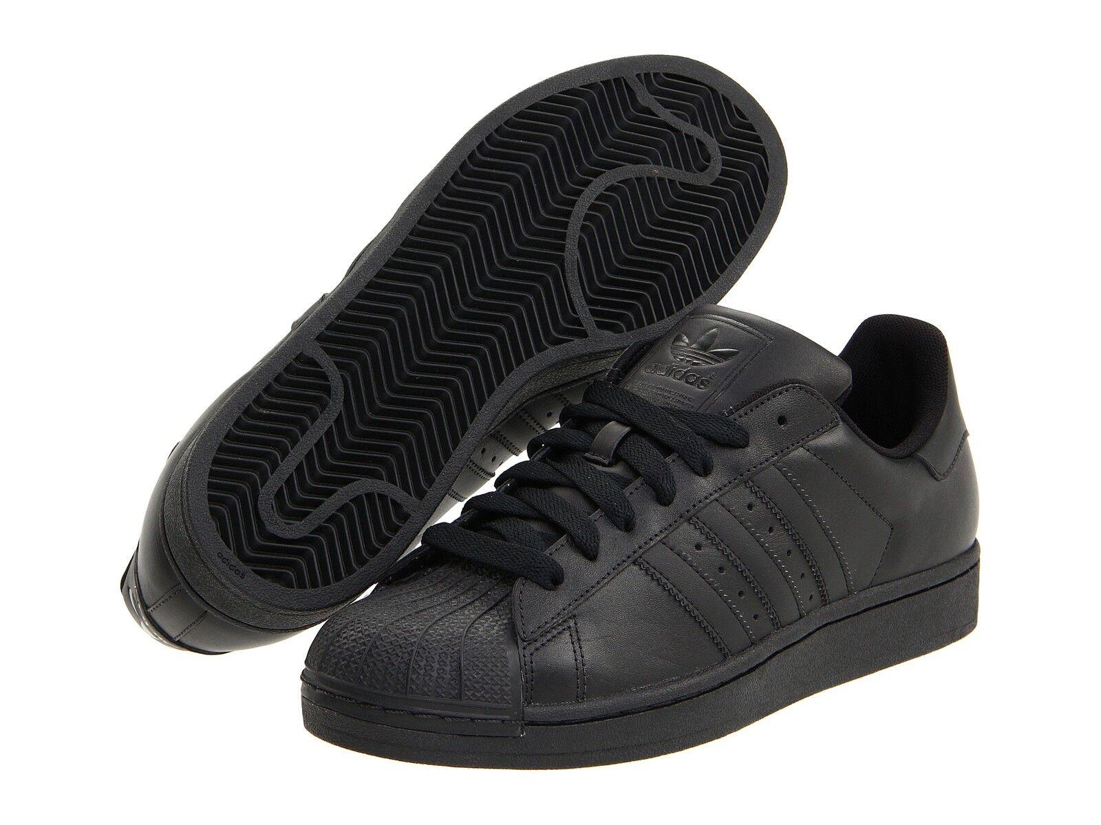 Ii Superstar Les G14748 Des Adidas Originaux Toutes Hommes 2 Noire HPx1xE