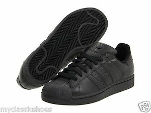 Adidas SUPERSTAR J White/Black Size 6.5 B42369