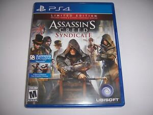 Original Box Case Replacement Sony Playstation 4 Ps4 Assassin S