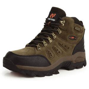 Waterproof-Winter-Men-039-s-Hiking-Shoes-Trekking-Climbing-Boots-Outdoor-Athletic