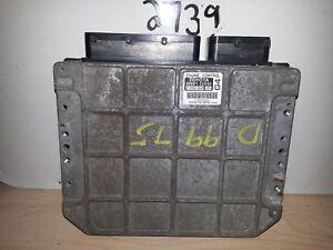 07-2007-TOYOTA-YARIS-COMPUTER-BRAIN-ENGINE-CONTROL-ECU-ECM-MODULE-89661-52E90