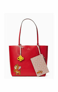 Tom And Jerry Tote Bag