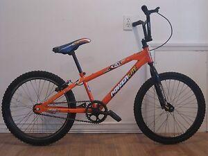 Dyno Gt Powerlite P 11 Cobra 20 Freestyle Race Bmx Bike Old Mid