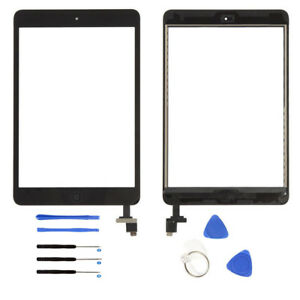 White Black Front Touch Screen Glass Digitizer Replacement For Apple iPad 2