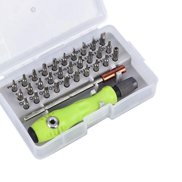 32 in1 Precision Screwdriver Set Repair Torx Screw Driver Phone Laptop Kit to P