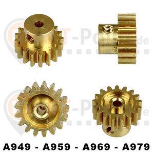Wltoys-A949-A959-A969-A979-1-18-RC-Car-Auto-17T-Zaehne-Gear-Zahnrad-390-Motor-17