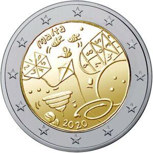 Malta-2020-Games-2-euro-CC-UNC