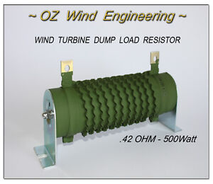Wind-Turbine-Dump-Diversion-Load-42Ohm-500W-Resistor