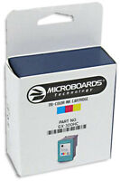 2-pak Microboards =gx-300hc= Tri-color Ink Cartridges For Microboards G3 Printer