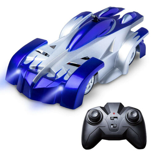 Gravity Defying RC Car Wall Climbing Remote Control Anti Ceiling Race Toy Gift
