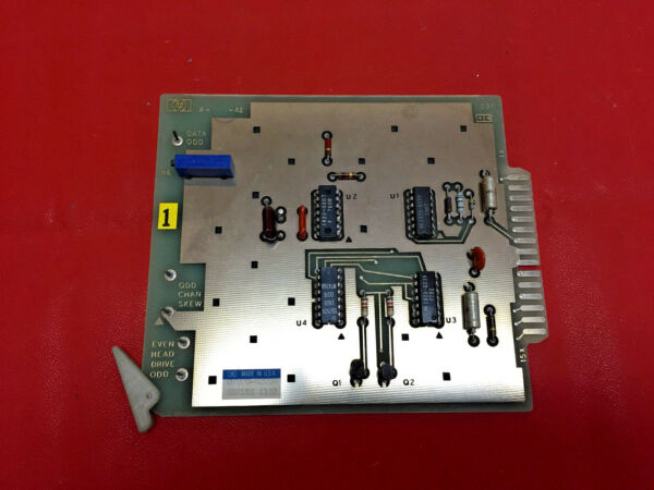 1970's Hp 07970-62050 Super High Grade Circuit Board Part - Silver/gold Recovery