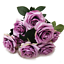 10-Head-Artificial-Rose-Bouquet-Silk-Fake-Flowers-Wedding-Party-Home-Decoration thumbnail 17