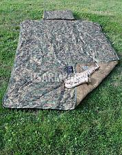 Army USMC Marine Corps Issue Digital Woodland MARPAT Woobie Blanket Poncho Liner