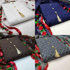 Ethnic-Salwar-Kameez-Suit-Indian-Pakistani-Glace-Cotton-Full-Embroidery-Dress-St