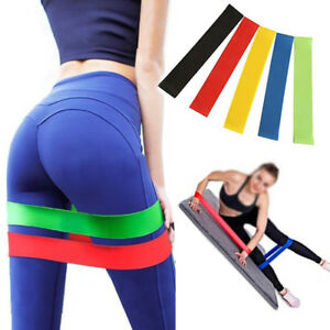 5PCS-Resistance-Band-Set-5-Levels-Latex-Gym-Strength-Training-Rubber-Loops-Bands