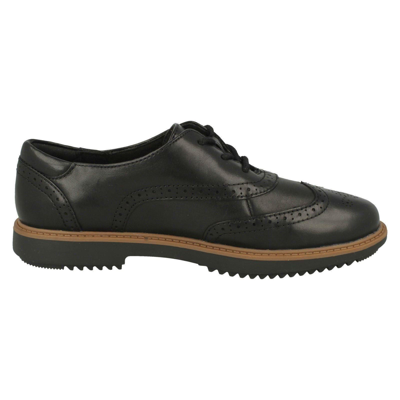 Damenschuhe Clarks Schuhe Stringate Brogue Brogue Stringate - Raisie Hilde 1a0c5f