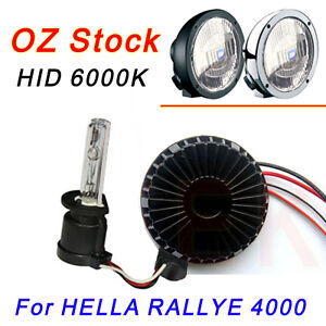 55W-12V-HID-6000K-CONVERSION-KIT-FOR-HELLA-RALLYE-4000-SPOT-DRIVING-LIGHTS-4WD