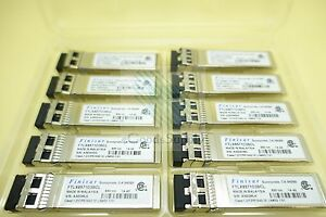 Finisar-FTLX8571D3BCL-10GB-SFP-850nm-Optic10GBASE-SR-SW-Transceiver