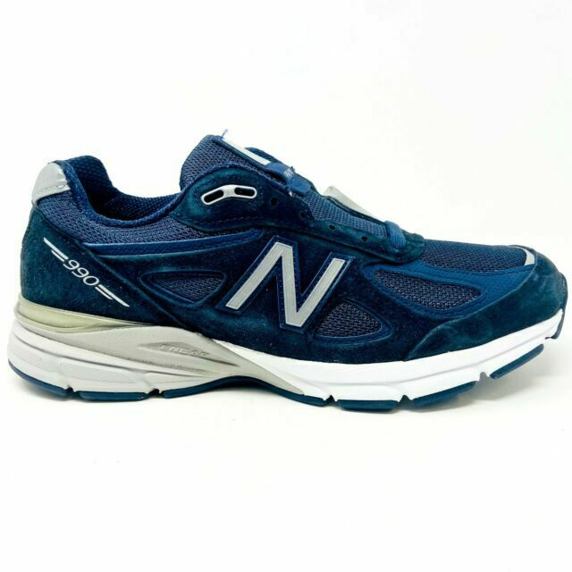 Size 8 - New Balance 990v4 Navy White for sale online   eBay