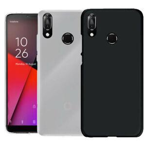 sale retailer c78d5 ea62a Details about For Vodafone Smart X9 TPU Matte Mist Gel skin case cover