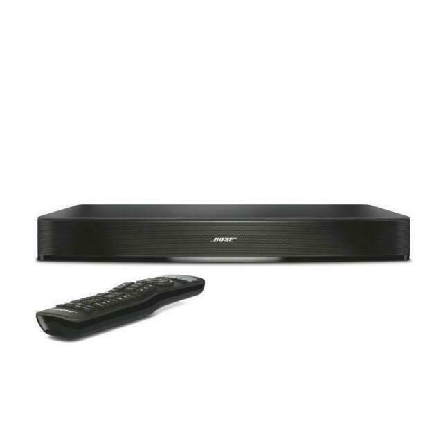 Bose Solo 5 TV Sound System - Factory Renewed