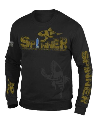 Sweatshirt Spinner Angelpulli Pullover Longsleeve M-XXL HotSpot Design